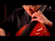 Yo-Yo Ma - Bach Cello Suite N°.6 - Sarabande (HD) - YouTube
