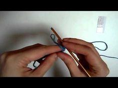 ¿Sabes tejer con la técnica de knooking?