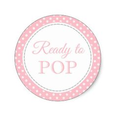 Ready To Pop Baby Shower Gifts On Zazzle