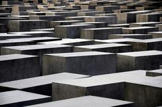 Memorial to the Murdered Jews of Europe, In downtown Berlin