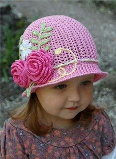 Gorgeous hat. I love the embellishments!
