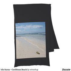 Isla Saona - Caribbean Beach Scarf Wrap