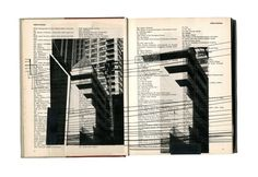 Atelier Hirschbichler Along the Lines, 2009-2010 mixed media in encyclopedia
