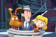 """Netflix Is Bringing Back """"Inspector Gadget"""" And """"Danger Mouse"""""""