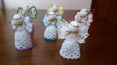 ARTIGOS DE NATAL EM CROCHÊ  Faça sua decoração de Natal em crochê! Estilo e exclusividade!