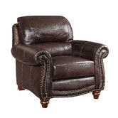 Found it at Wayfair Supply - Leather Arm Chair
