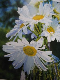 watercolor flowers (Painting) - Absolutely wonderful painting.