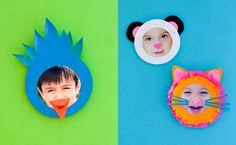 Sponsored Post: DIY Animal Magnets and Astrobrights Paper Giveaway