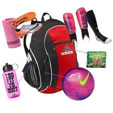 Image result for whats in my soccer bag