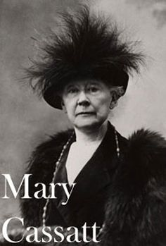 The elegant artist Mary Cassatt. Born on May 22, 1844, in Pennsylvania, Mary Cassatt was one of the leading artists in the Impressionist movement of the later part of the 1800s. Moving to Paris, her home for the rest of her life, she was befriended by Edgar Degas. After 1910, her increasingly poor eyesight virtually put an end to her serious painting, and she died in 1926.