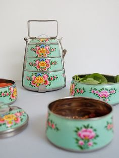 15 Best Enamelware Tiffins Images Vintage Enamelware Vintage