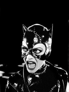 Michelle Pfeiffer as Catwoman/Selina Kyle in Batman Returns 1992