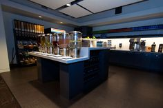 Twitter San Francisco - I love the idea of an infused water bar!