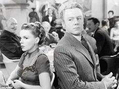 In the Good Old Summertime - Van Johnson and Judy Garland. One of my favorites !