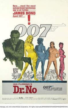 The book James Bond: 50 Years of Movie Posters is packed with film posters, teasers and lobby cards from all corners of the globe, showcasing Bond's 50-year movie history. SPECTRE news and reviews