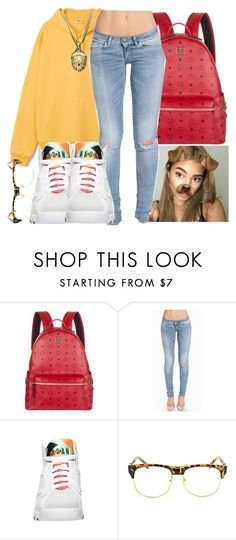 """""""Trophies ~ Drake"""" by retrovintagepizza ❤ liked on Polyvore featuring MCM, Tiger of Sweden, Retrò and Chicnova Fashion"""