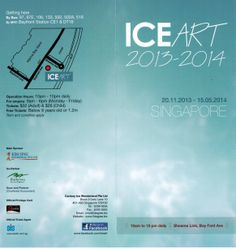 Singapores Attractions On Pinterest Singapore Ice Art