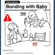 """26 Hilarious Baby-Raising Pointers That'll Save You A Visit From Child Services - Funny memes that """"GET IT"""" and want you to too. Get the latest funniest memes and keep up what is going on in the meme-o-sphere. Funny Shit, Funny Cute, The Funny, Funny Memes, Funny Stuff, Someecards Funny, Hilarious Jokes, Funniest Memes, Super Funny"""