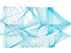 2D design Practice 1-2 연속되는 20장의 이미지를 분석.  팔, 몸통, 다리 세 부분이 움직이는 변인을 분석하여 새롭게 구성.