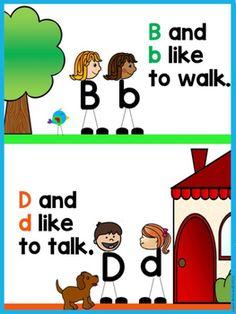 REVERSALS Practice (b-d, p-q)