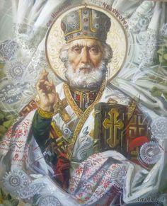 Св. Миколай - Чудотворець / О. Охапкін