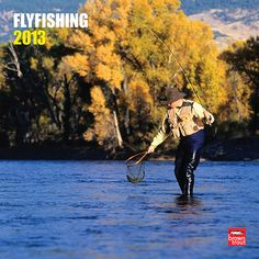 Fly Fishing Wall Calendar: The both relaxing and exciting sport of flyfishing is often said to have originated from Scotland and Northern England. Today, it is enjoyed all over the world, from New Zealand to Belize.  $14.99  http://www.calendars.com/Fishing/Fly-Fishing-2013-Wall-Calendar/prod201300004294/?categoryId=cat00406=cat00406#