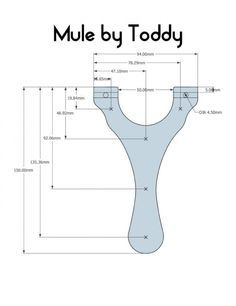 Official Mule Slingshot Template                                                                                                                                                      More