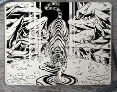 #307 Ink Tiger by 365-DaysOfDoodles on DeviantArt