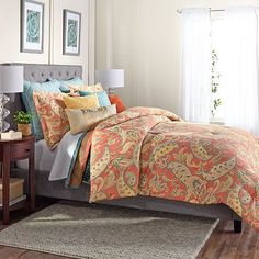 SONOMA life + style® Melrose Reversible Bedding Collection