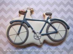 Sweet Creations by Stephanie: Bicycle Cookies