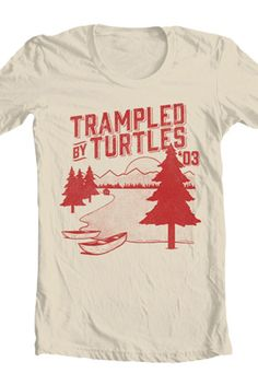 """Trampled by Turtles Merch - Online Store on District Lines"""""""