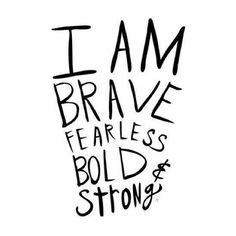 I am #brave, #fearless, #bold & #strong  God is calling us to be bold—fearless in approaching Him, in stepping out in #faith, and in trusting Him to lead us.~Joyce Meyer #StellaLucchi #PurposeDriven #GodFidence #Faithful #Confidence #InspiredByGod