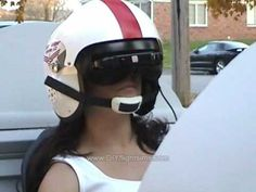 Virtual Reality Helmet for Flight Simulator Vr Helmet, Virtual Reality, Football Helmets, Sims, Aviation, Image, Mantle, The Sims, Aircraft