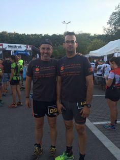 Ayer sumamos en la Mitja Marató de Muntanya de #Mataró, seguimos! #CorrerParaCurar #CáncerInfantil #MataróRace