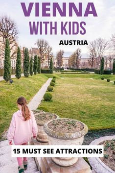 Make the most of your trip to Vienna with kids. Find here our top recommendation attractions for children in Vienna plus family travel and accommodation tips. Traveling With Baby, Travel With Kids, Family Travel, Austria Travel, Travel Europe, Family Vacation Destinations, Travel Destinations, Kids Things To Do, Vienna Austria