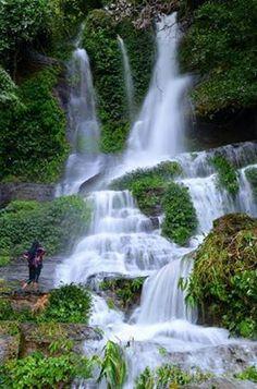 """লুং ফের ভা সাইতার"""" ফল্স (বান্দরবান) Lung Fer Saitar Falls (Bandarban, Bangladesh), An awesome beauty and adventurous journey is awaiting for you. Let's jump out. contact us for any transportation :"""