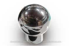 GReddy Type-C, B415 Polished Shift Knob Most Honda & Acura Ball Shaped M10xP1.5. Optimized for ergonomic comfort and weighted for driving feel these GReddy 304 stainless steel shift knobs come in two distinct styles and surface finishes. And all have CNC'd GReddy logo on top.  Car Make: Most Hon & AcuType: Ball ShapedSize: M10xP1.5Notes:  Type C, M10 x P1.5 - most Hon & AcuOptimized for ergonomic comfort and weighted for driving feel GReddy 304 stainless steel shift knobs come in two…