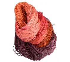 Sock yarn handpainted 320 yards sock weight SW by wildethyme, $20.00