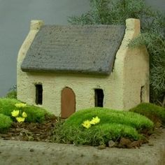 French Farm House Garden Cottage