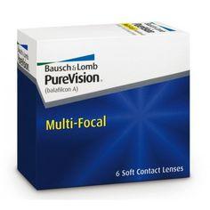 12ef73606b224 Bauch Lomb PureVision Multifocal – silikonhidrogēla kontaktlēcas radītas  cilvēkiem ar presbiopiju (vecumdienu tālredzību). Lēcām