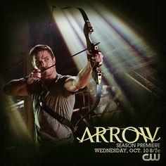 Arrow TV Show   Thread: Green Arrow TV Series on CW Network.
