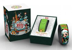 Commemorative Merchandise For Mickey's Very Merry Christmas Party 2015 at Magic Kingdom Park