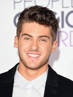 Actor Cody Christian attends the People's Choice Awards 2016 at Microsoft Theater on January 6, 2016 in Los Angeles, California.