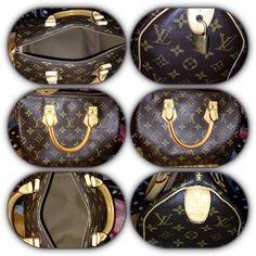 Louis Vuitton Speedy 25 Monogram Canvas Tote Bag $835