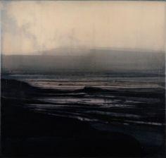 Dan Gualdoni. Coastal Redux 78, 2011-2102. Mixed media on board. 19 x 18 inches. $2,500