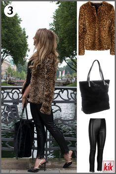 d56172f303c1e2 Fellimitat-Jacke 25,99€ XXL-Tasche 9,99€ Lederimitat-Leggings 12,99€  Entdecke jetzt deinen Look auf www.kik.de/fashion&style