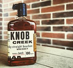 KnobCreek//bourbon