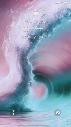 Ios 7 Wallpaper, Lion Wallpaper, Billie Eilish, Color Inspiration, Iphone 7 Plus, Color Splash, Ava, Abstract Art, Space