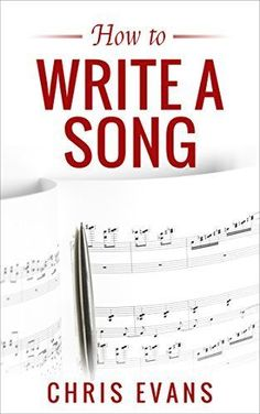 How to Write a Song: Learn the Essentials on How to Write a Song & Become an Awesome Song Writer Today (create music, music composing, write music, write lyrics) by [Evans, Chris] Writing Lyrics, Music Writing, Writing Tips, Singing Lessons, Singing Tips, Music Lessons, Music Sing, Piano Music, Music Ministry