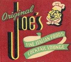 Joe's MC Original by hmdavid, via Flickr